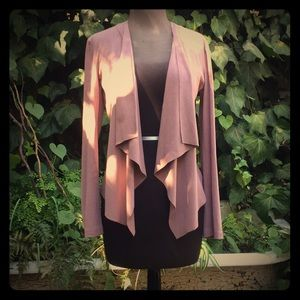 Mauve blazer from F21 size small
